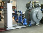 Flovac Vacuum Pump Station